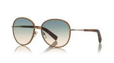 Tom Ford - Georgia Sunglasses in Leather
