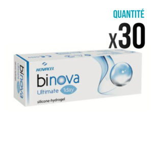Binova Ultimate 1day – Boîte de 30