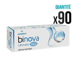 Binova Ultimate 1day – Boîte de 90